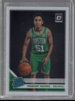 2019-20 Donruss Optic Legends Material Printing Plate Magenta Tremont Waters<br />Card not available