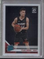 2019-20 Donruss Optic Legends Material Printing Plate Magenta Tyler Herro<br />Card not available