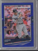 2020 Donruss Aaron Judge