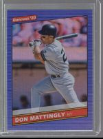 2020 Donruss Don Mattingly