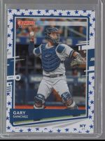 2020 Donruss Gary Sanchez