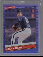 2020 Donruss Nolan Ryan