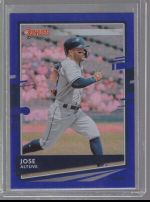 2020 Donruss Jose Altuve