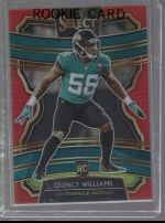2019 Panini Select Quincy Williams