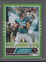 2019 Panini Chronicles Gardner Minshew II