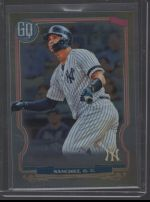 2020 Topps Gypsy Queen Gary Sanchez