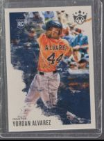 2020 Panini Diamond Kings Yordan Alvarez