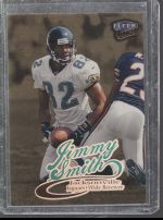 2000 Fleer Ultra Jimmy Smith