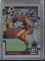 2017 Donruss Optic Jordan Reed