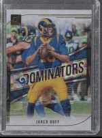 2018 Donruss Jared Goff
