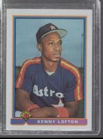 1991 Bowman Kenny Lofton