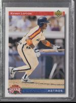 1992 Upper Deck Kenny Lofton