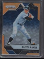 2017 Panini Chronicles Mickey Mantle
