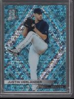 2018 Panini Chronicles Justin Verlander