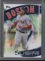 2019 Topps Mookie Betts