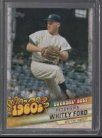 2020 Topps Series 2 Whitey Ford