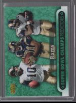 2007 Upper Deck Los Angeles Rams