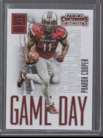 2016 Panini Contenders Draft Picks Pharoh Cooper