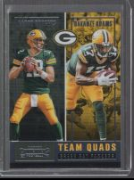 2017 Panini Contenders Aaron Rodgers