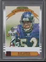 2019 Donruss Ray Lewis