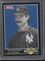 1991 Score Don Mattingly