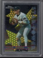 1996 Topps Chrome Craig Biggio
