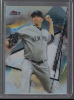 2020 Topps Finest James Paxton