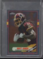 2015 Topps Chrome Matt Jones