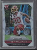 2015 Panini Prizm Trey Williams