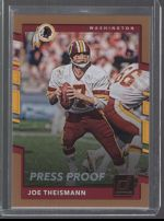2017 Donruss Joe Theismann