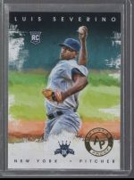2016 Panini Diamond Kings Luis Severino