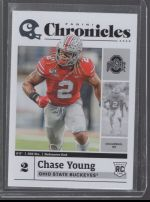 2020 Panini Chronicles Draft Picks Chase Young