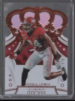 2020 Panini Chronicles Draft Picks Terrell Lewis
