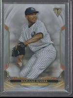 2019 Topps Triple Threads Mariano Rivera