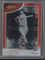 2020 Panini Absolute Ted Williams