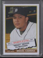 2020 Topps Archives Miguel Cabrera