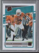 2020 Donruss Collin Johnson