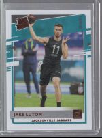 2020 Donruss Jake Luton
