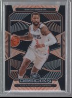2019-20 Panini Obsidian Legends Material Printing Plate Magenta Marcus Morris Sr<br />Card Owner: Harry Holloway III