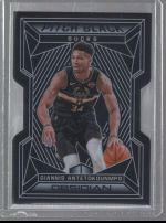 2019-20 Panini Obsidian Legends Material Printing Plate Magenta Giannis Antetokounmpo<br />Card not available