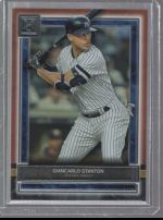 2020 Topps Museum Collection Giancarlo Stanton