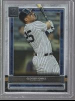 2020 Topps Museum Collection Gleyber Torres