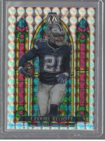 2020 Panini Mosaic Legends Material Printing Plate Magenta Ezekiel Elliott<br />Card not available