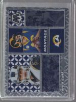 2020 Panini Mosaic Legends Material Printing Plate Magenta Jared Goff<br />Card not available