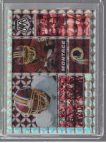 2020 Panini Mosaic Legends Material Printing Plate Magenta Adrian Peterson<br />Card Owner: Aaron LaCasse