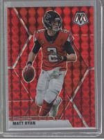 2020 Panini Mosaic Legends Material Printing Plate Magenta Matt Ryan<br />Card not available