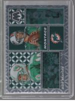 2020 Panini Mosaic Legends Material Printing Plate Magenta Dan Marino<br />Card not available