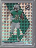 2020 Panini Mosaic Legends Material Printing Plate Magenta DeVante Parker<br />Card not available