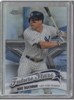 2020 Topps Chrome Mike Tauchman