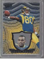 1997 Pacific Invinsible Isaac Bruce